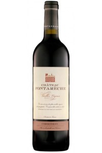 CORBIERES ROUGE 2017  CHATEAU FONTARECHE